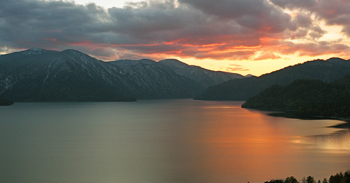 Пеший тур по Телецкому озеру и Алтайской тайге